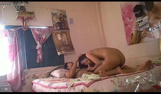 นักศึกษานัดรุ่นน้องรหัสสาวสวยเด็ดมาบ้าน